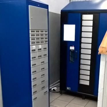 automaty na narzędzia, automat szufladowy, automat obrotowy