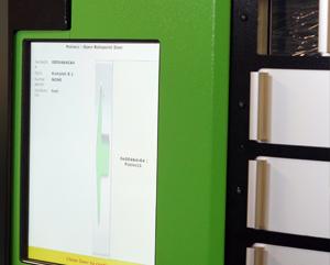 ekran automatu