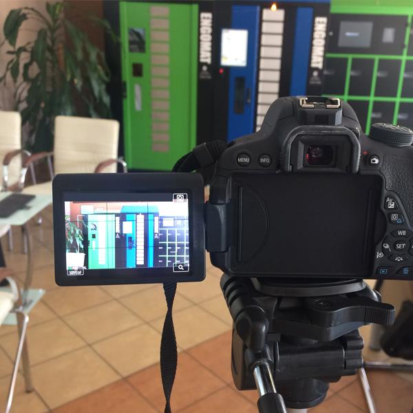 aparat to nagrywania obrazu i dzwięku
