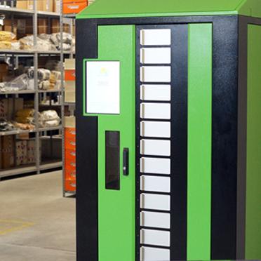 automaty do dystrybucji artykułów bhp